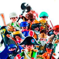Muñecos Playmobil Varon Para Armar Figuras Sorpresa Serie 9