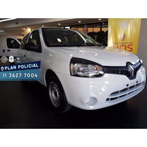 Clio Mio 5p 0km Precio Plan Policia Blanco 2016 Renault
