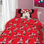 Sabanas Minnie Mickey Mouse Original Disney Piñata