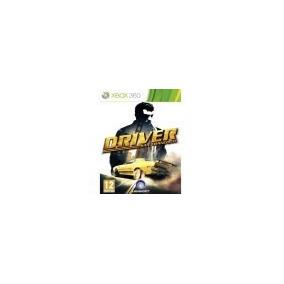 Jogo Driver San Francisco Xbox 360 Midia Fisica