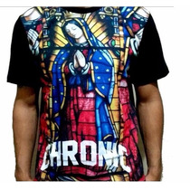 Camiseta Chronic Nossa Senhora De Guadalupe Origianal
