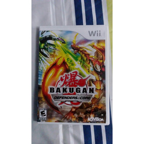 Bakugan Defenders Of The Core-nintendo Wii-barato