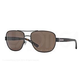 Dkny Hombre Dy5079 Gafas De Sol Aviador, Plata Cepillada Am