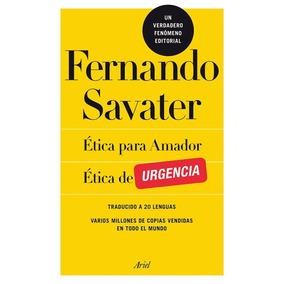 Ética Para Amador; Ética De Urgencia (pack)(libro Filosofía)