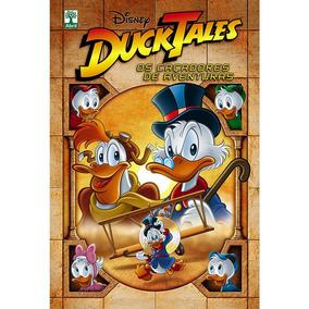 Duck Tales. Os Caçadores De Aventuras. (capa Dura).