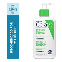 Limpiadora Hidratante Facial Cerave Piel Seca 237ml Mixta