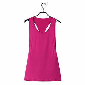 Top Blusa Deportiva Mujer Transpirable Loose Moda Yoga Gym