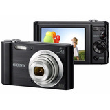 Camara Digital Sony Cybert-shot Dsc-w800/b Negra 20,1 Mp