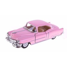 Kinsmart - 1:43 - 1953 Cadillac Series 62 Rosa - El Errante