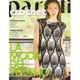 Pack De Revistas De Tejidos A Palillo Y Crochet + Bisuteria