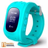 Smartwatch Q50 Reloj Para Chicos Gps Sos Android Ios