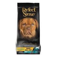 Croqueta Cachorro Raza M Y G 8kg Perfect Sense Alimento Perr