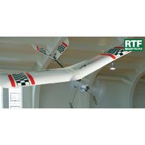 Avión Eléctrico Radiocontrol, Slo-v , Rtf, Flyzone