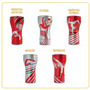 Coleção 5 Copos Coca Cola Olimpiadas Rio 2016 Aluminio