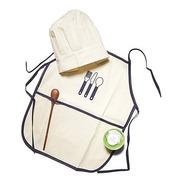 Avental Infantil Kit Mestre Cuca - Alegria Sem Bateria