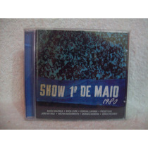 Cd Show 1º De Maio- 1980- João Do Vale, Sérgio Ricardo