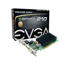 Geforce Evga Gt Mainstream Nvidia 01g-p3-1313-kr G210 1gb Dd