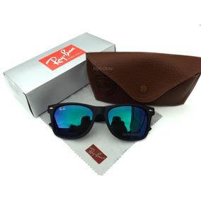 Oculos Neon Wayfarer Verde - Óculos no Mercado Livre Brasil f1008c13b4