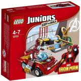 Lego Juniors 10721 Iron Man Vs. Loki Original