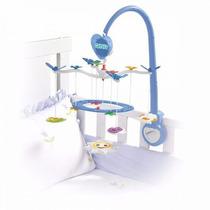 Brinquedo Mobile Doce Melodia - Calesita - Ref 905 - Azul