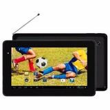 Tablet Phaser Pc-203 Tv Digital Tela 7 4gb, 2 Câmeras Wifi