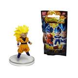 Mini Figura 5 Cm. Coleccionable Dragon Ball Z