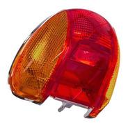 Lanterna Traseira Vermelha C100 Biz / Pop 100 Stlu