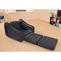 Intex Sillon Inflable Comodo Barato Gamusa Convertible
