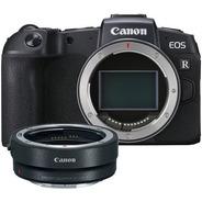 Canon Eos Rp Corpo + Adaptador Eos R C/ Recibo