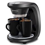 Cafeteira Elétrica Mondial Smart C18 - Preta 110v