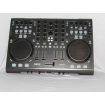 Dj Control Mrs Me800 4 Canales Control Mic Envio Gratis