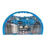 Minitorno Gamma 130w  Maletin Kit 119 Piezas G19501ac