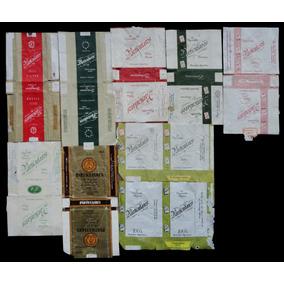 Marquillas De Cigarrillos Particulares (lote De 9). 29035