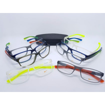 Monturas Para Lente Formulado Nike Tr90 -gafas Oftalmicas