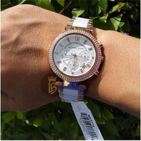 35f9c88aca9 Relogio Impact Doutorado Classico Unissex Michael Kors - Relógios De ...