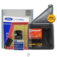 Kit 4 Filtros + Aceite Sint Motorcraft 5w30 Ford Fiesta Org