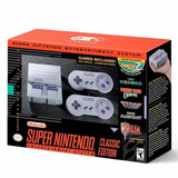 Consola Super Nintendo Classic Edition Nueva Importada Usa