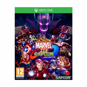 Juego Marvel Vs Capcom Infinite Xbox One Ibushak Gaming