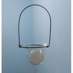 Copo Maça - Vidro Para Vela - Porta Vela - Vela Pendurada