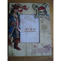 Portaretratos Original De Los Piratas Del Caribe D Coleccion