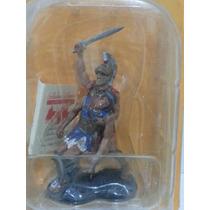 Soldado Romano Em Resgate Chumbo Roma Antiga Morte Do Rei