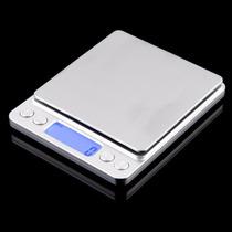 Mini Bascula Digital 2kg Joyeria Lcd 2000g X 0.1g