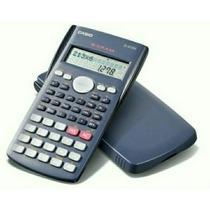 Calculadora Cientifica Casio Fx-82ms 240 Funciones