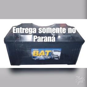 Bateria Caminhão 150ah Batflex (somente Paraná)