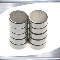 Imãs De Neodímio / Super Forte / 10mm X 4mm * 10 Peças*