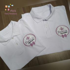 Kit 12 Camisas Polo Personalizadas. São Paulo · Uniformes Bordados. R  240 3ad78c81bf3bc