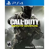 Juego Call Of Duty Infinitie Warfare Para Ps4