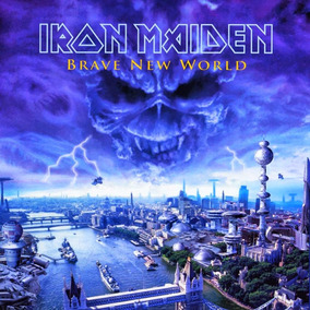 Partituras Guitarra Rock Iron Maiden Brave New World