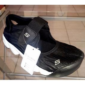 Zapatillas - Pezuña Sky Blue - Negras