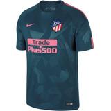 Camiseta Suplente Atletico Madrid 3ra Equipacion Modelo 2018